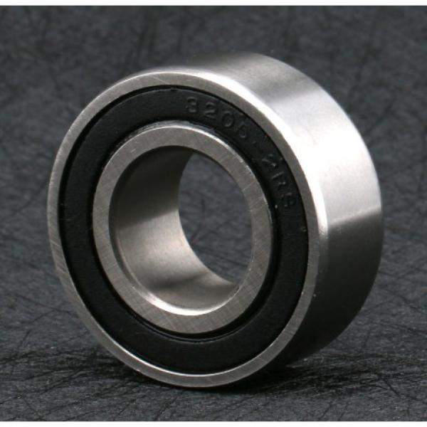 3207-B-2Z-TV NKE Angular contact ball bearing #2 image
